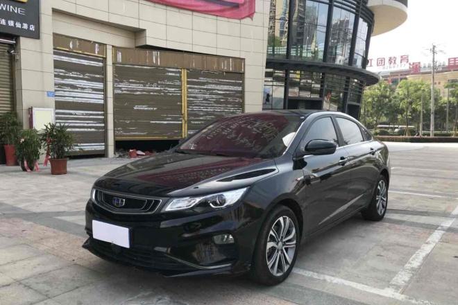 二手车2017款 帝豪GL 1.3T 自动旗舰型