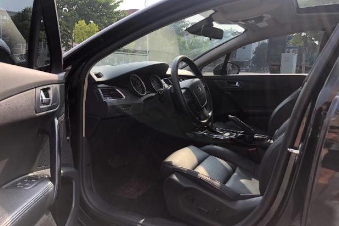 二手车2013款 标致508 2.3L 自动 罗兰加洛斯版
