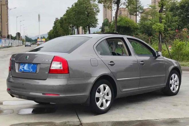 二手车2010款 明锐 1.6L 16V 手自一体 逸尊版