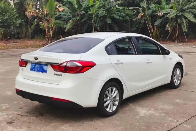 二手车2016款 起亚K3 1.6L 自动Premium