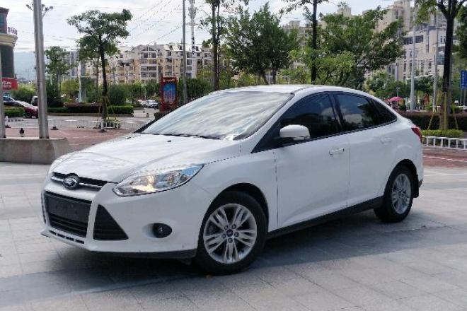 二手车2012款 福克斯三厢 1.6L 自动 舒适型