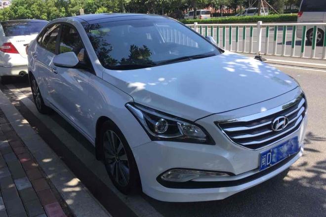 二手车2016款 MISTRA名图 1.8L 自动尊贵型DLX