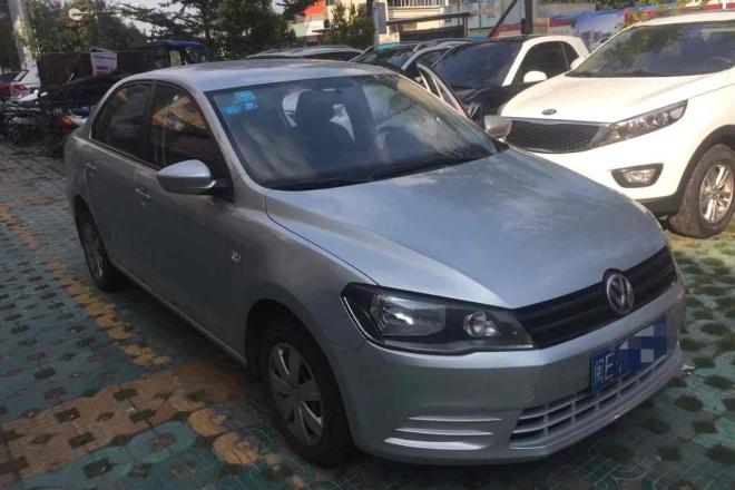 二手车2013款 捷达 1.6L 手动时尚型