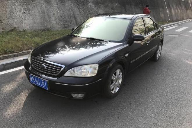 二手车2005款 蒙迪欧 尊贵型精装版 Ghia-X 2.0 AT