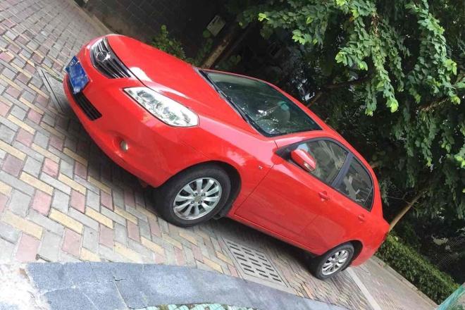 二手车2012款 比亚迪G3 1.5L 手动 豪华型