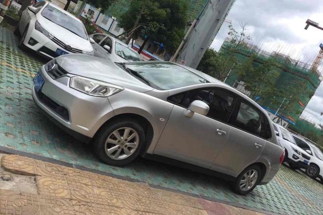 二手车2013款 启辰D50 1.6L 手动 时尚版