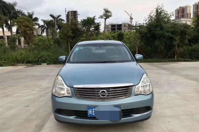 二手车2007款 轩逸 2.0XE 舒适版