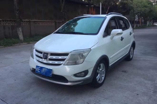 二手车2011款 长安CX20 1.3L 手动 舒适版
