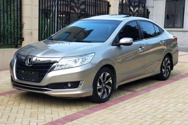 二手车2016款 凌派 1.8L CVT旗舰版