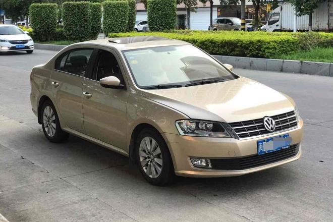 二手车2013款 朗逸 改款 1.4TSI 手动舒适版