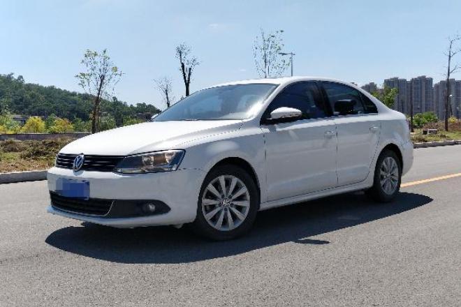 二手车2014款 速腾 改款 1.6L 自动舒适型