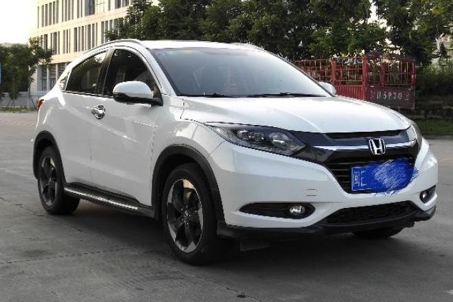 二手车2015款 缤智 1.8L CVT两驱豪华型
