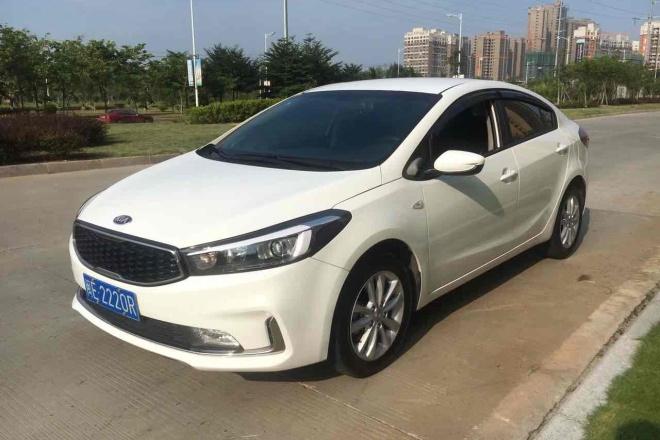 二手车2016款 起亚K3 1.6L 自动GL