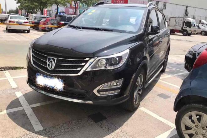 二手车2016款 宝骏560 1.8L 手动豪华型