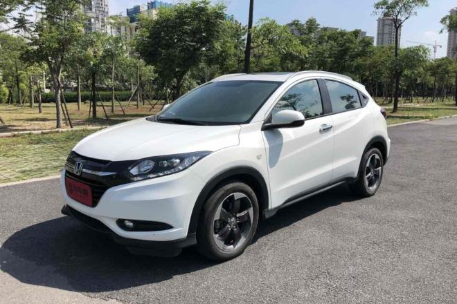 二手车2017款 缤智 1.8L CVT两驱精英型