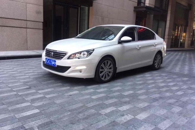二手车2014款 标致408 1.8L 自动豪华版