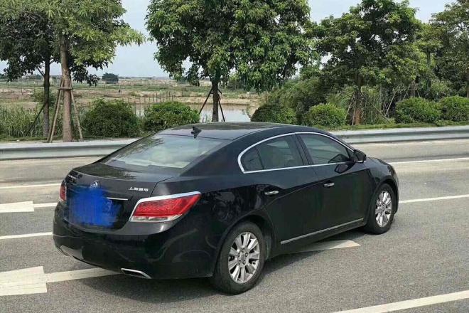 二手车2010款 君威 2.4L 自动 舒适版