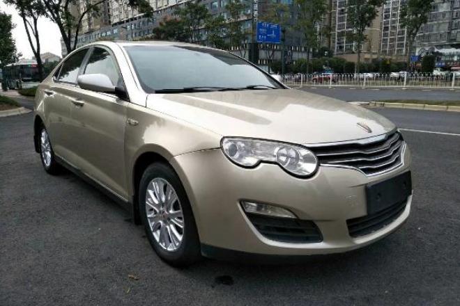 二手车2010款 荣威550D 1.8T 自动 品臻版
