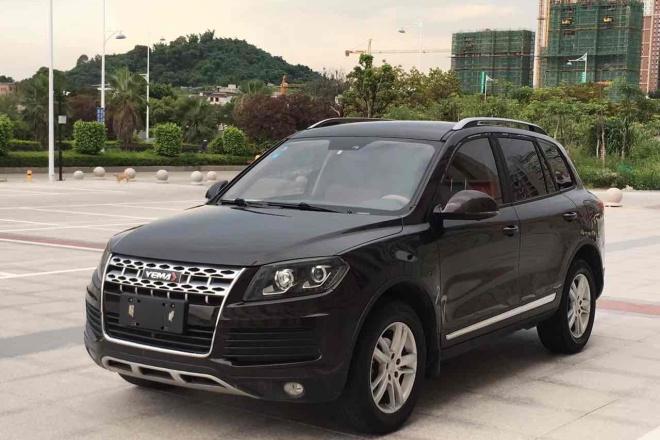 二手车2015款 野马T70 1.8T CVT优雅型