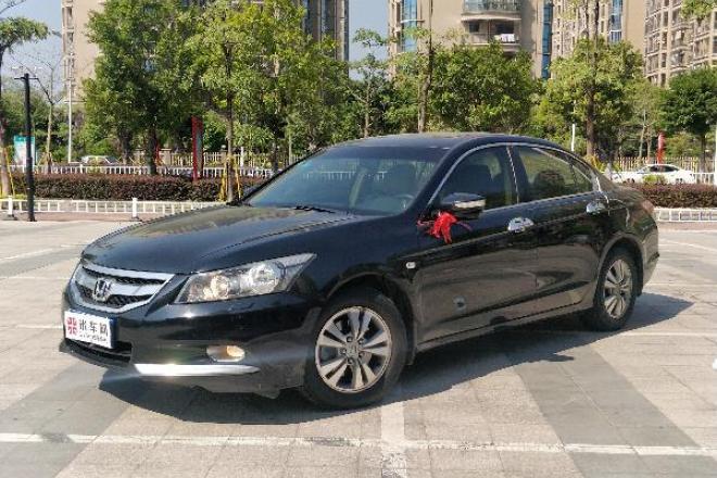 莆田二手车2012款 雅阁 2.0L EX Navi