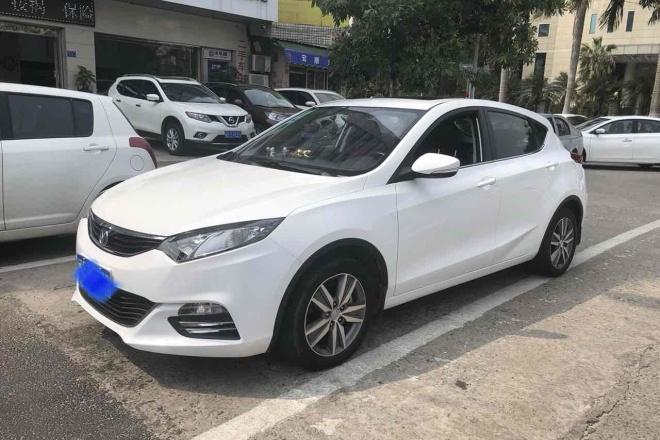 二手车2016款 逸动 XT 1.6L 手动俊酷型
