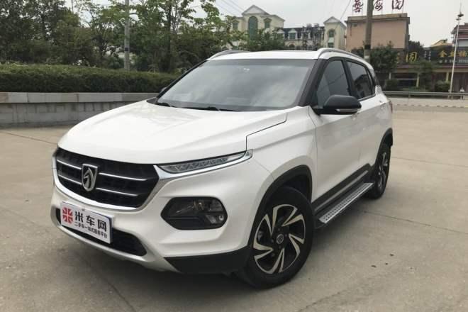 二手车2017款 宝骏510 1.5L 自动豪华型