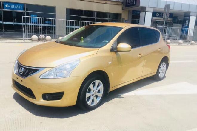 二手车2011款 骐达 1.6L XE CVT 舒适版