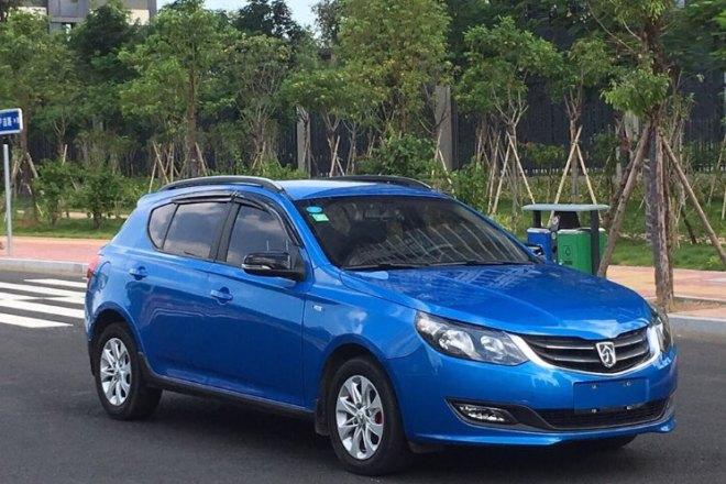 二手车2014款 宝骏610 CROSS 1.5L 手动舒适型