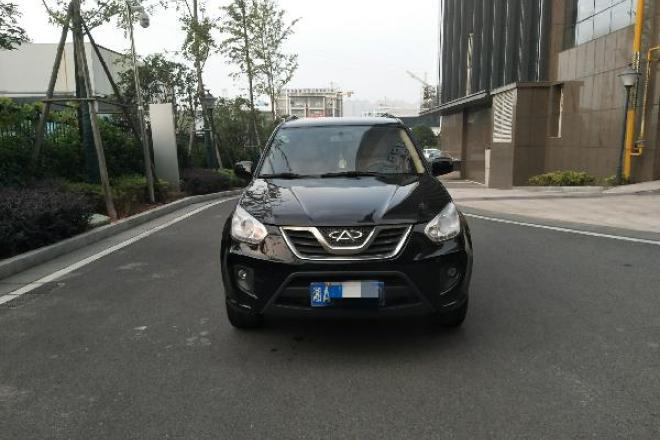 二手车2012款 瑞虎 精英版 1.6L 手动 DVVT 舒适型