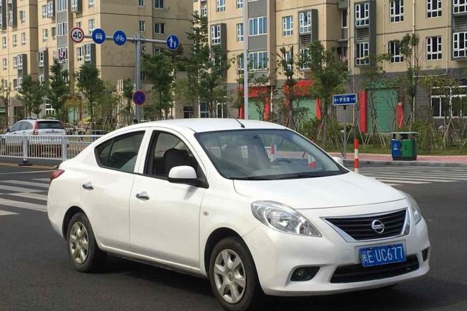 二手车2011款 阳光 1.5XE MT舒适版