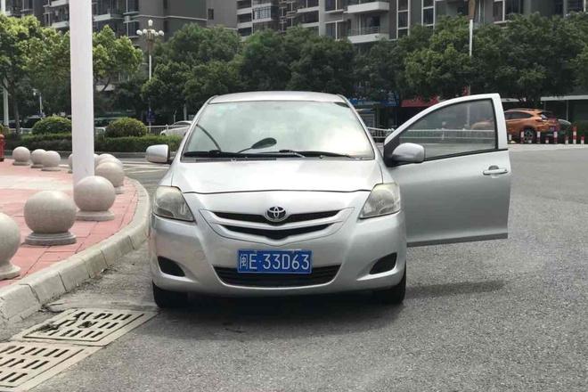 二手车2008款 威驰 1.3L GL-i 标准版 AT