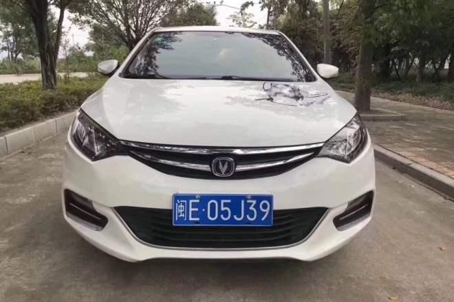 二手车2016款 逸动 1.6L GDI 自动劲尚型