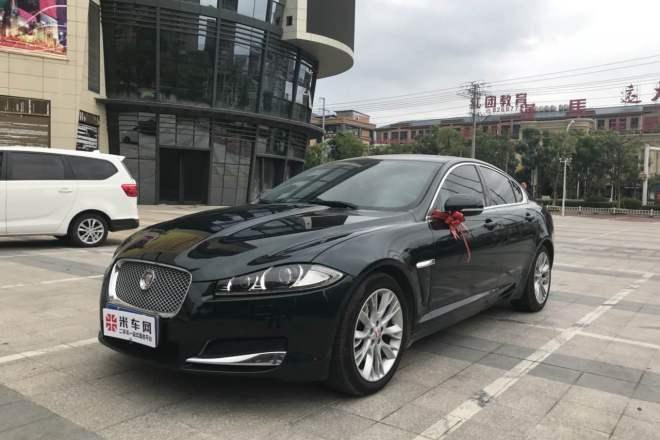 二手车2014款 捷豹XF 2.0T 豪华版