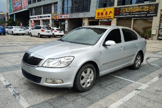 二手车2009款 明锐 1.6L 16V 手动逸仕版