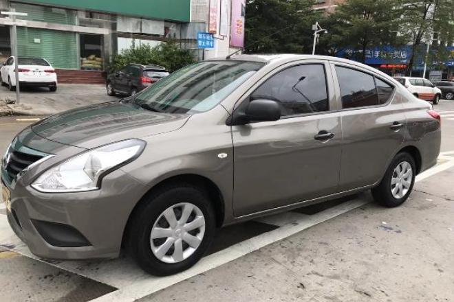 二手车2015款 阳光 1.5XE CVT舒适版