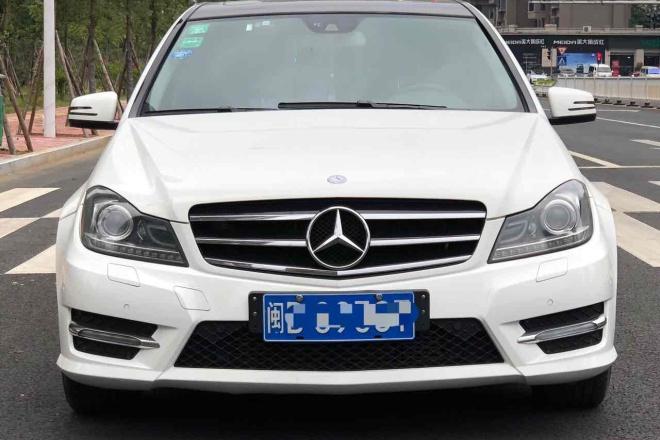 二手车2013款 奔驰C级 C260 CGI 时尚型