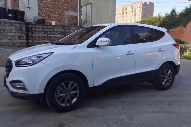 二手车2015款 北京现代ix35 2.0L 自动两驱智能型 国V