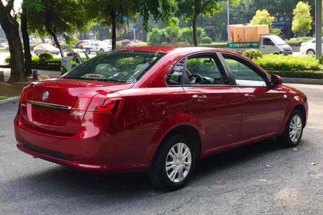 二手车2015款 凯越 1.5L 自动经典型