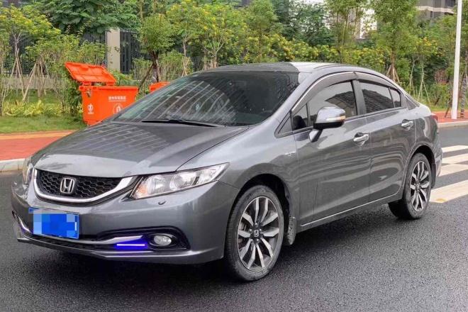 二手车2014款 思域 1.8L 自动豪华版