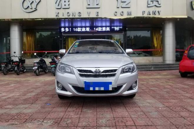 二手车2013款 花冠 1.6L 自动 卓越版