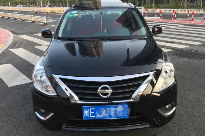 二手车2014款 阳光 1.5XL CVT豪华版