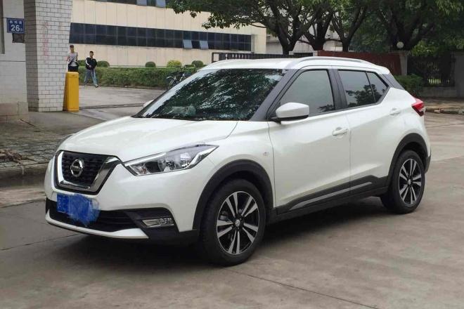 二手车2017款 劲客 1.5L CVT酷享版