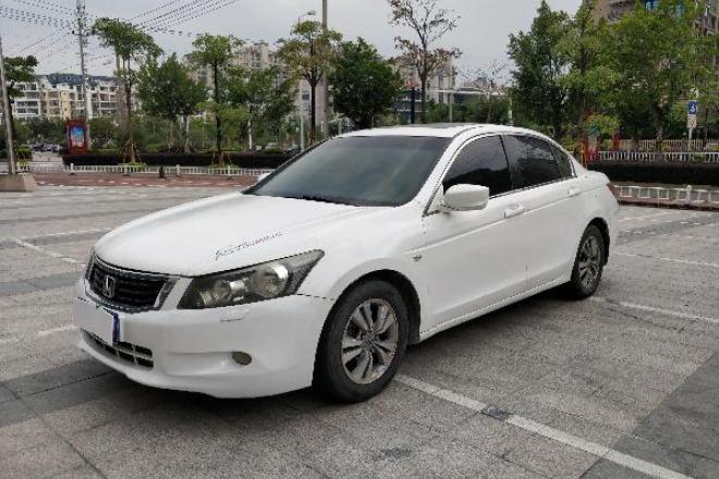 莆田二手车2008款 雅阁 2.4L EX Navi