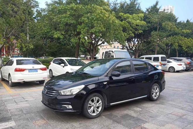 二手车2014款 传祺GA3 1.6L 自动 智慧版