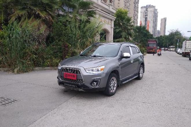 二手车2013款 劲炫ASX 2.0L CVT 两驱 豪华版
