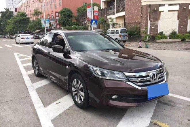 二手车2014款 雅阁 2.0L EXN 豪华导航版