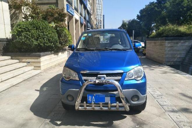 二手车2011款 众泰5008 1.3L 手动 舒适型