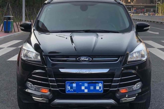 二手车2013款 翼虎 1.6 GTDi 自动 四驱精英型