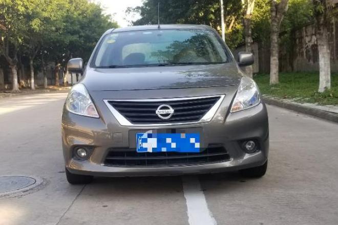 二手车2011款 阳光 1.5XV MT尊贵版