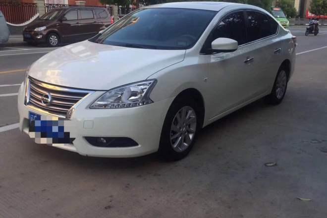 二手车2016款 轩逸 经典 1.6XE 自动 舒适版